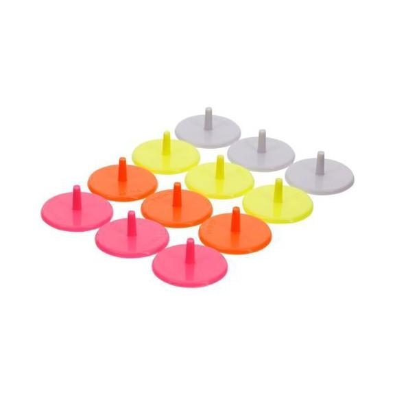 Masters marcadores Neon Fluorescentes ZDTE0030