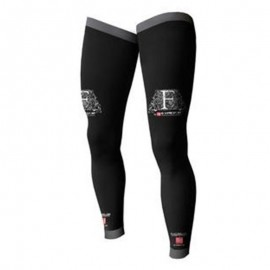 Compressport Full Leg Negro