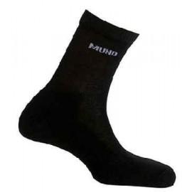 Calcetines Mund Atletismo Rizo Negro