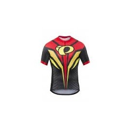 Pearl Izumi maillot manga corta men Pro Speed rojo/negro 111