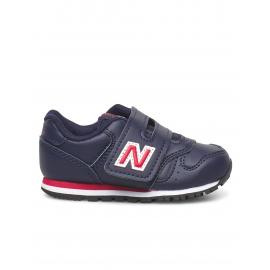 Zapatillas New Balance IV373ENO azul/rojo bebé