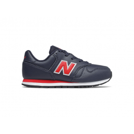 Zapatillas New Balance YC373ENO azul/rojo niño