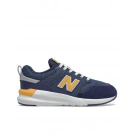 Zapatillas New Balance YS009NE1 azul/amarillo niño