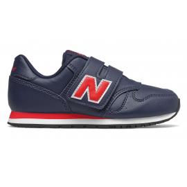 Zapatillas New Balance YV373ENO azul/rojo niño