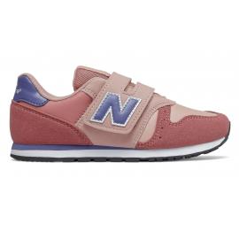 Zapatillas New Balance YV373KPP rosa/morado niña