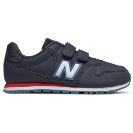 Zapatillas New Balance YV500RNR marino/blanco niño
