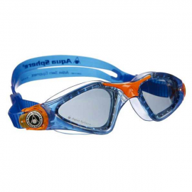 Gafas natación Aquasphere Kayenne azul/azulada junior
