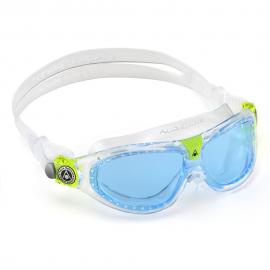 Gafas natación Aquasphere Seal KD2 transparente/azulada niño