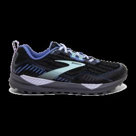 Zapatillas trail Brooks Cascadia 15 GTX negro/azul mujer
