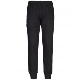 Pantalón Kappa Dimaro negro/blanco hombre