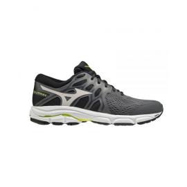 Zapatillas running Mizuno Wave Equate 4 gris/blanco hombre