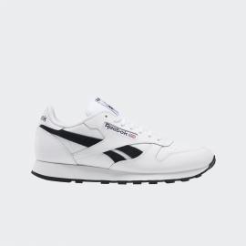 Zapatillas Reebok Classic Leather MU blanco/azul hombre