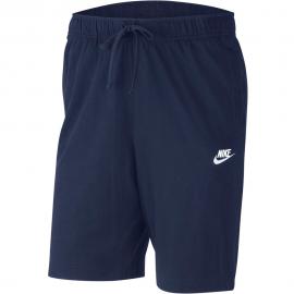 Pantalón corto Nike NSW Club Short JSY marino hombre