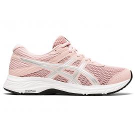 Zapatillas running Asics Gel-Contend 6 rosa mujer