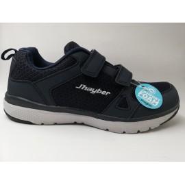Zapatillas J`Hayber Chacala azul hombre