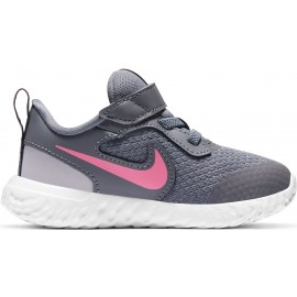 Zapatillas Nike Revolution 5 TDV gris jr