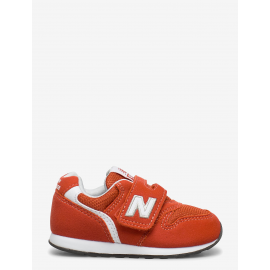 Zapatillas New Balance IZ996COR naranja bebé