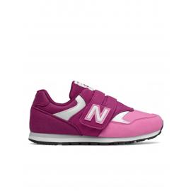 Zapatillas New Balance YV393TPK rosa/fucsia niña