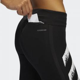 Pantalon Adidas own the Run negro mujer