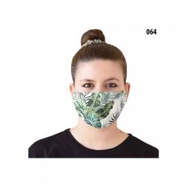 Mascarilla protectora reutilizable con filtro Eme selva