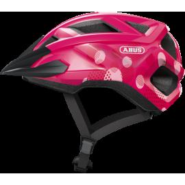 Casco Abus Mountz fucsia pink