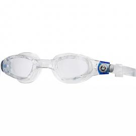 Gafas natación Aquasphere Mako2 lente transparent clear/azul