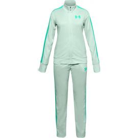 Chandal Under Armour Knit Track Suit verde agua niña