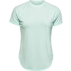 Camiseta manga corta Under Armour mujer verde agua