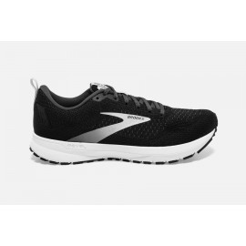 Zapatillas running Brooks Revel 4 negro/plata mujer