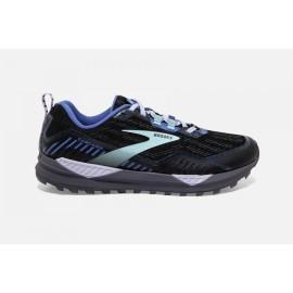 Zapatillas trail running Brooks Cascadia 15 GTX mujer negro