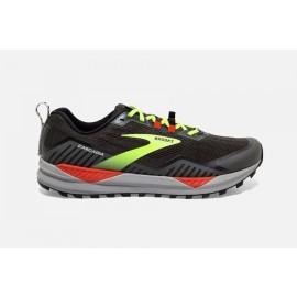 Zapatillas trail running Brooks Cascadia 15 negro/amarillo h