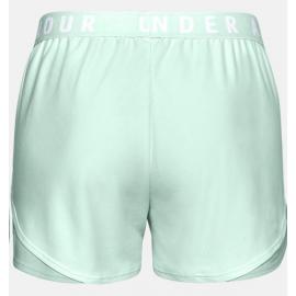 Pantalon Corto Under Armour Play Up 3.0 verde mujer