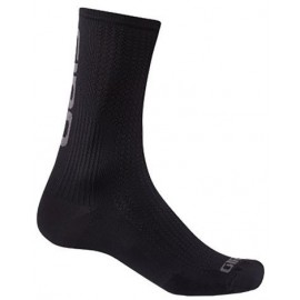 Calcetines altos Giro Hrc Team 2020 black-dark shadow