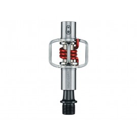Pedal Crank Brothers Eggbeater 1 silver-red