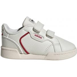 Zapatillas adidas Roguera I marfil/rojo bebé