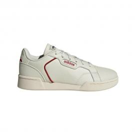 Zapatillas adidas Roguera J marfil/rojo junior