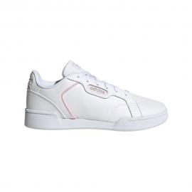 Zapatillas adidas Roguera J blanco/rosa junior
