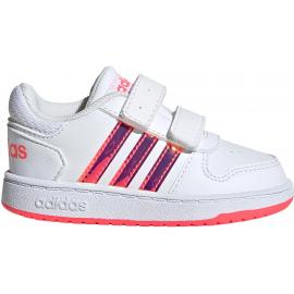 Zapatillas adidas Hoops 2.0 CMF I blanco/rosa bebé