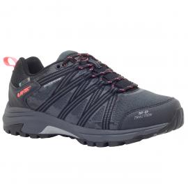 Zapatillas trekking Hi-Tec Menhir Wp gris mujer
