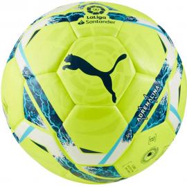 Balón fútbol Puma LaLiga 1 Adrenalina amarillo