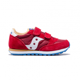 Zapatillas Saucony Jazz Double HL granate niño