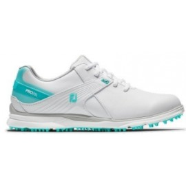 Zapato Footjoy Pro SL blanco/azul mujer