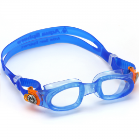 Gafas natación Aquasphere Moby Kid azul/naranja junior