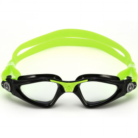 Gafas natación Aquasphere Kayenne negro/verde junior