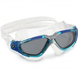 Gafas natación Aquasphere Vista azul/transparente ahumada