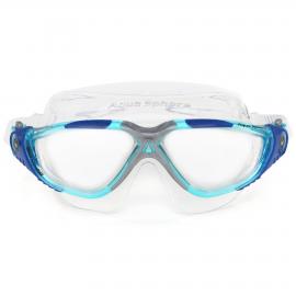 Gafas natación Aquasphere Vista azul/transparente