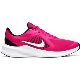 Zapatillas Nike Downshifter 10 GS rosa junior
