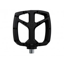 Pedal de plataforma On Off resina negro