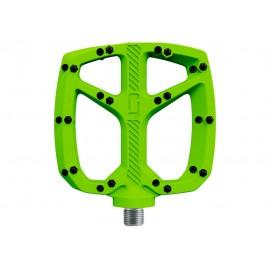 Pedal de plataforma On Off resina verde