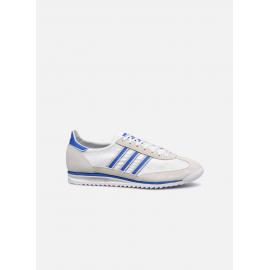 Zapatillas adidas SL 72 blanco/azul hombre